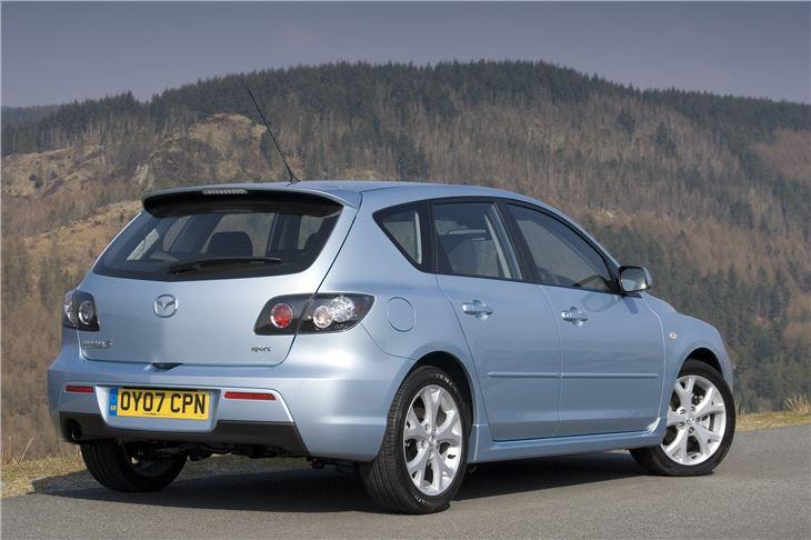 Mazda 3 2004 Car Review Honest John