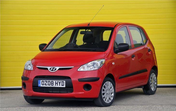 Kia Picanto Review >> Hyundai i10 2008 - Car Review | Honest John
