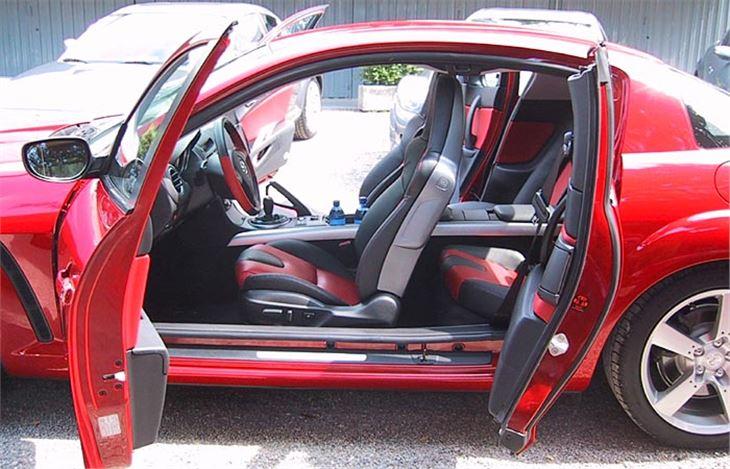 Mazda Rx8 2003 Road Test Road Tests Honest John