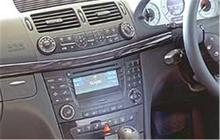 Mercedes Benz E Class Estate W211 2003 Road Test Road