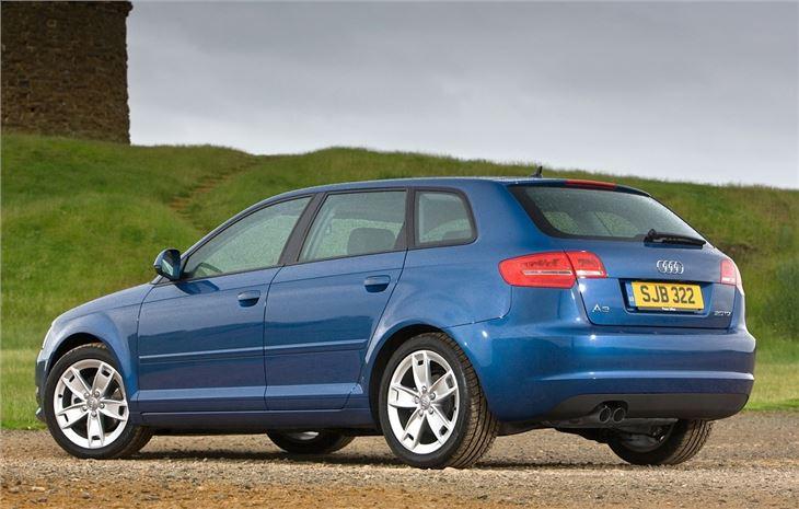 Audi A3 Sportback 2004 Car Review Honest John