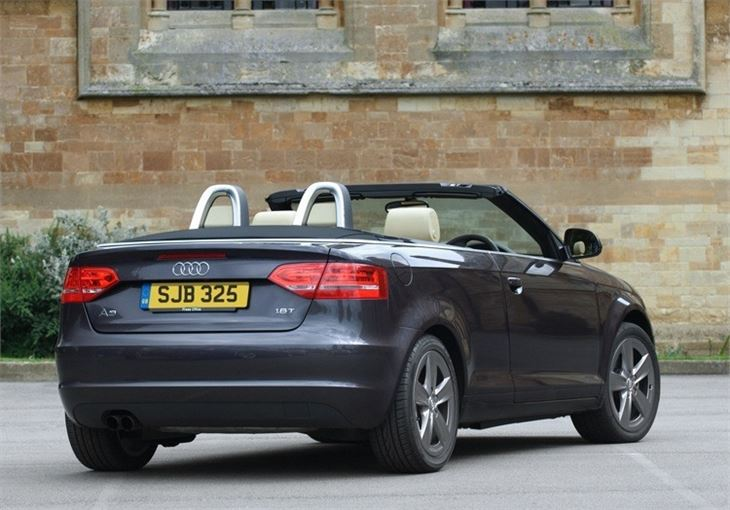 Audi A3 Cabriolet 2008 Car Review Honest John