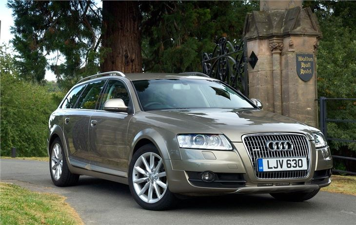 audi a6 allroad 2006 car review honest john. Black Bedroom Furniture Sets. Home Design Ideas