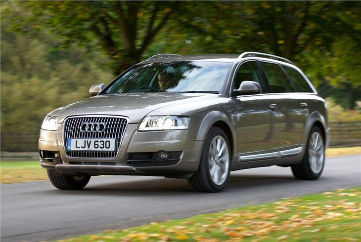 Audi A6 Allroad 2006 Car Review Honest John