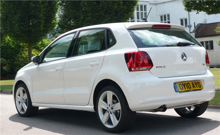 volkswagen polo 1 2tsi 2010 road test road tests honest john. Black Bedroom Furniture Sets. Home Design Ideas