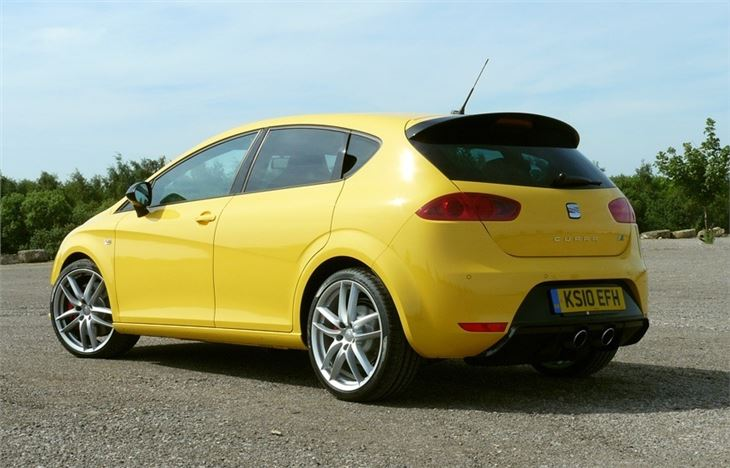 Seat Leon Cupra R 2010 Car Review Honest John