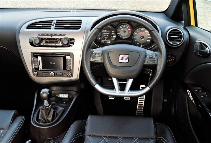 Seat Leon Cupra R 2010 Car Review Honest John