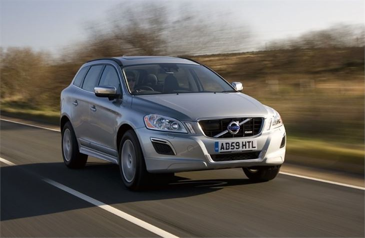 Mazda cx 5 2012 car review honest john - Volvo Xc60 2008 Car Review Honest John