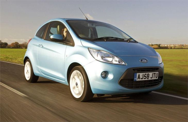 Ford Ka 2008 Car Review Honest John