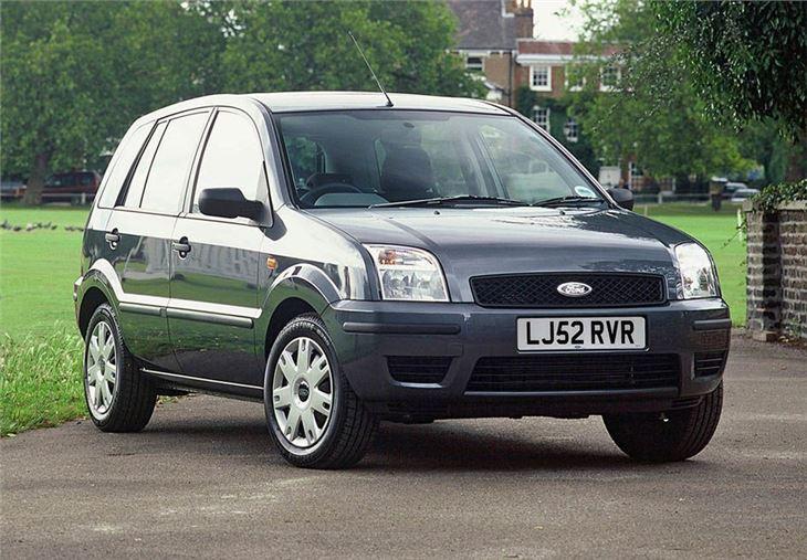 Ford Fusion 2002 Car Review Honest John