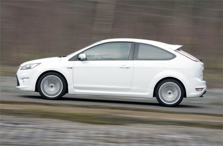 Ford Focus St 2005 Car Review Honest John