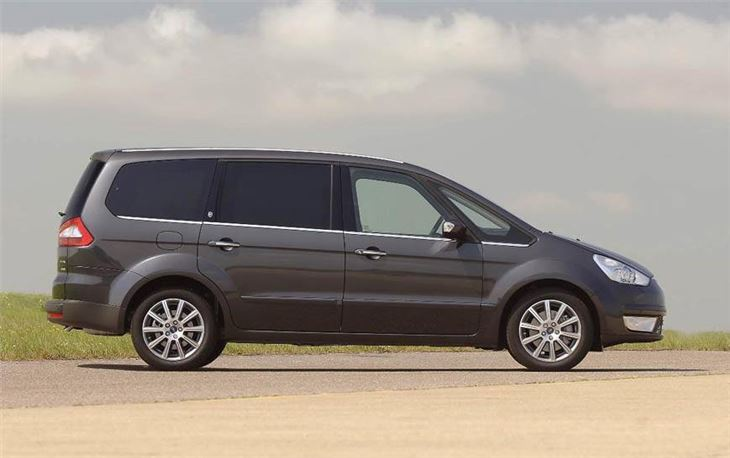 ford galaxy  car review honest john