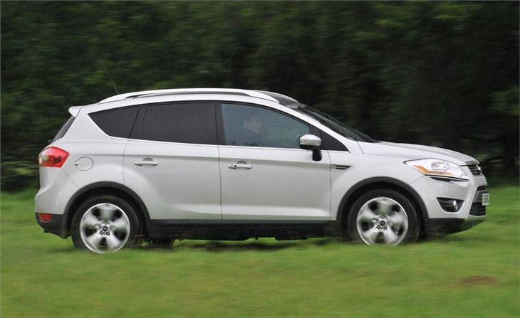 Best Ford Diesel Engine >> Ford Kuga 2008 - Car Review | Honest John