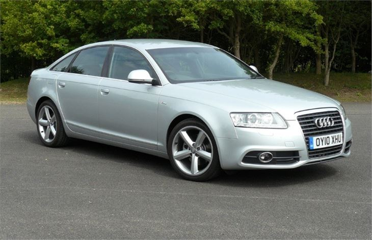 Audi A6 2004 - Car Review | Honest John