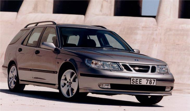 saab 9 5 1997 car review honest john. Black Bedroom Furniture Sets. Home Design Ideas