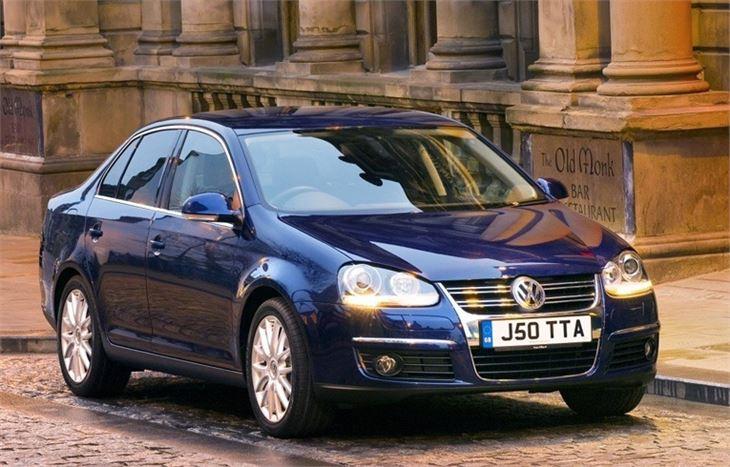 Volkswagen Jetta 2006 - Car Review | Honest John