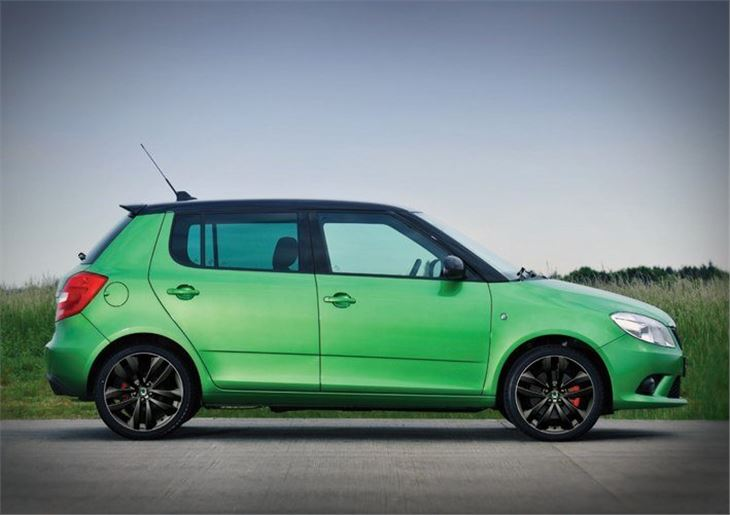 Skoda Fabia vRS 2010 - Car Review | Honest John