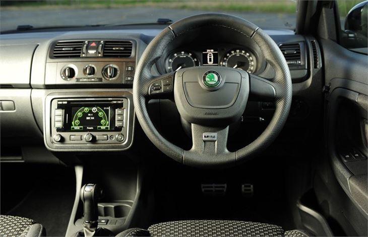Skoda Fabia vRS 2010 - Car Review | Honest John