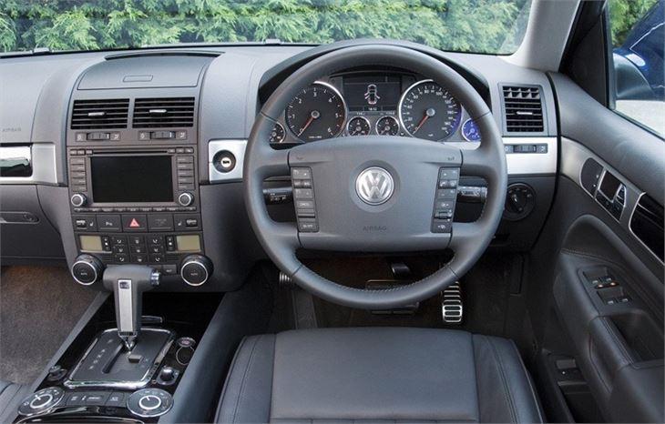 Volkswagen Touareg 2003 Car Review Honest John