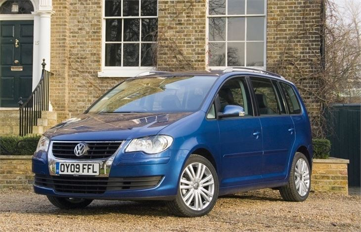 volkswagen touran 2003 car review honest john. Black Bedroom Furniture Sets. Home Design Ideas