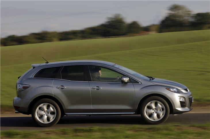 Mazda Cx 7 2007 Car Review Honest John