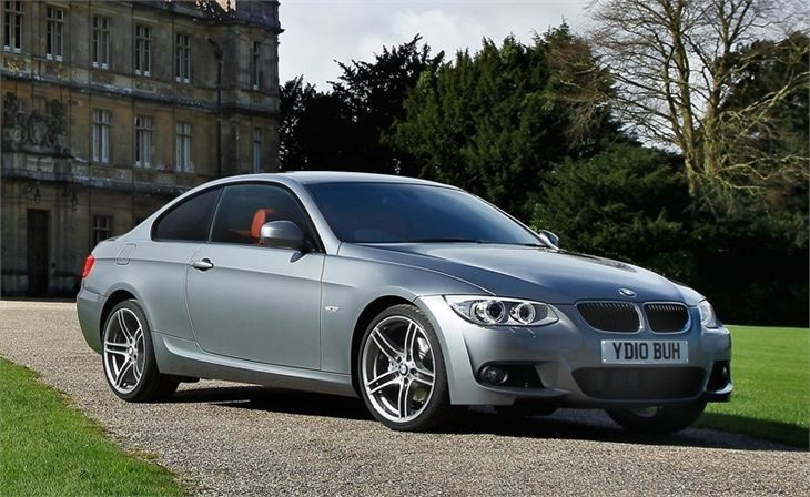 Bmw 3 Series E92 Coupe 2006 Car Review Honest John