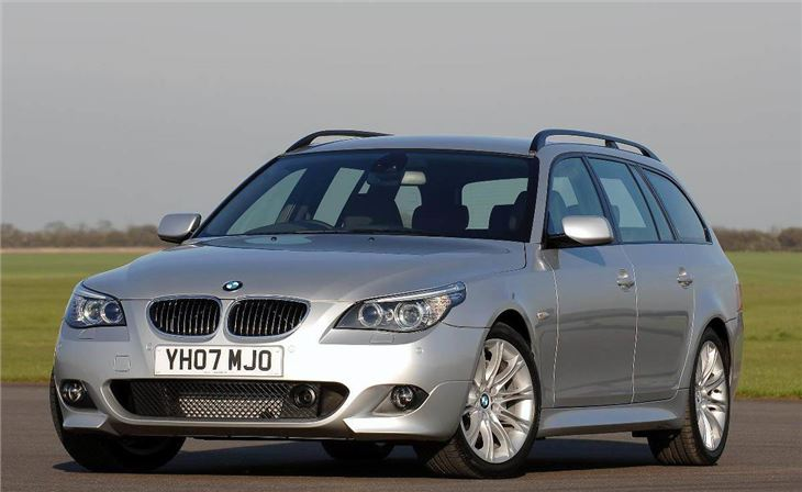 bmw 5 series touring e61 2004 car review honest john. Black Bedroom Furniture Sets. Home Design Ideas