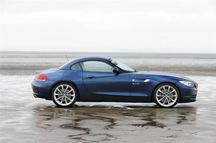 Bmw Z4 2009 Car Review Honest John