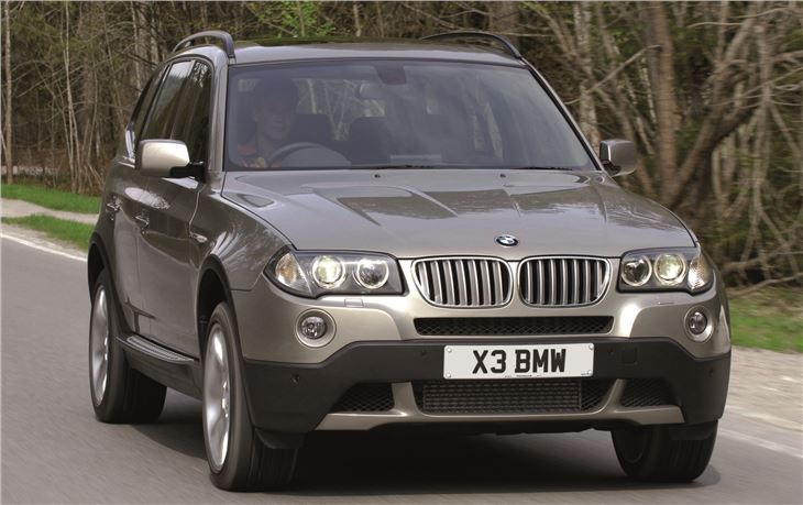 bmw x3 2004 car review honest john. Black Bedroom Furniture Sets. Home Design Ideas