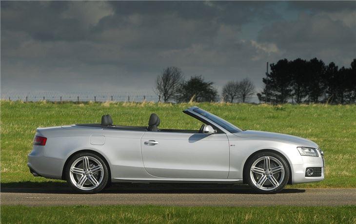 Car Leaking Oil >> Audi A5 Cabriolet 2009 - Car Review | Honest John