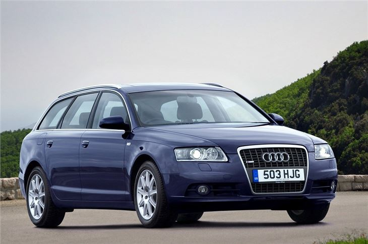 audi a6 avant 2005 car review honest john. Black Bedroom Furniture Sets. Home Design Ideas