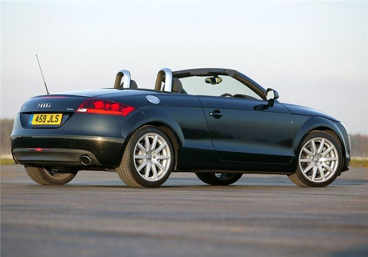 Audi Tt Roadster Gallery
