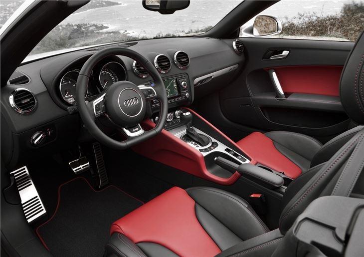 Audi Tt Roadster 2007 Car Review Honest John
