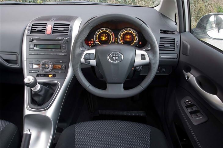 Toyota Auris 2007 Car Review Honest John
