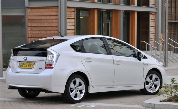 Toyota Prius 2009 - Car Review | Honest John