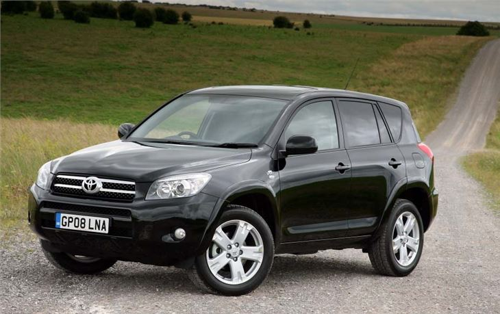 Toyota Rav4 2006 Car Review Honest John