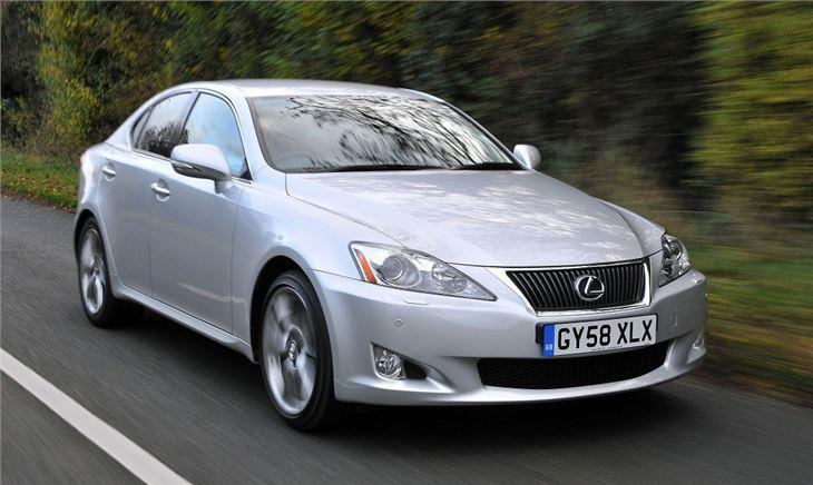 Lexus IS 2005 - Car Review | Honest John