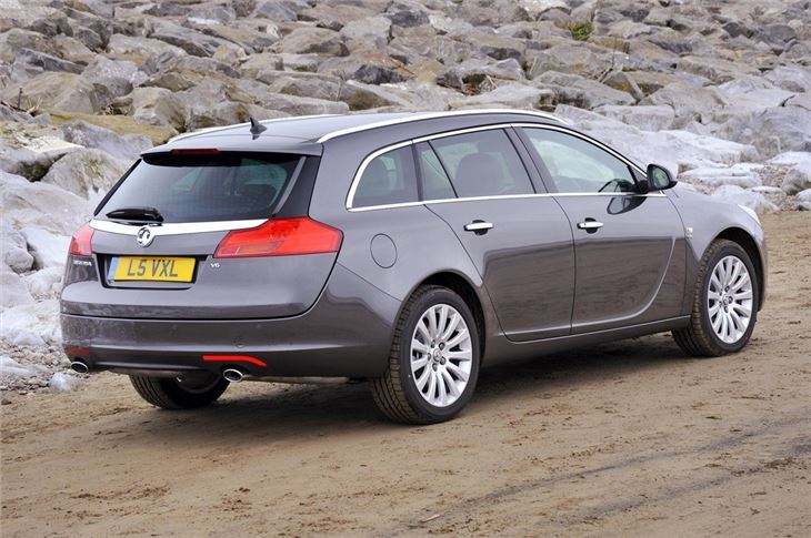 Vauxhall Insignia Sports Tourer 2008 Car Review Honest