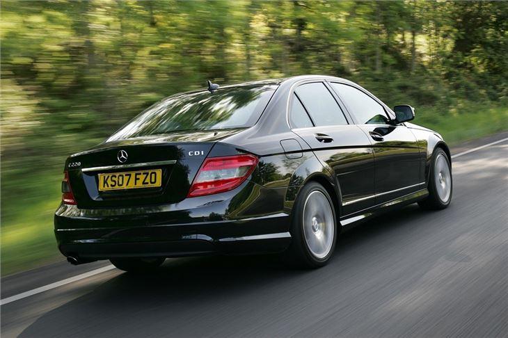 Mercedes Benz C Class 2007 Car Review Honest John