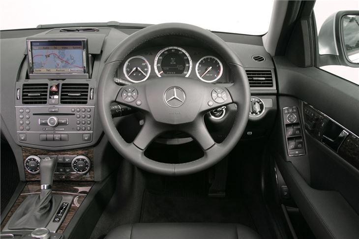 Mercedes Benz C Class W204 2007 Car Review Honest John
