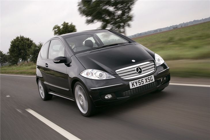 Mercedes Benz A Class 2005 Car Review Honest John