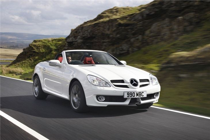 Mercedes Benz Slk R171 2004 Car Review Honest John