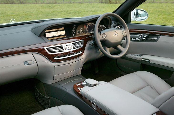 Mercedes Benz S Class W221 2006 Car Review Honest John