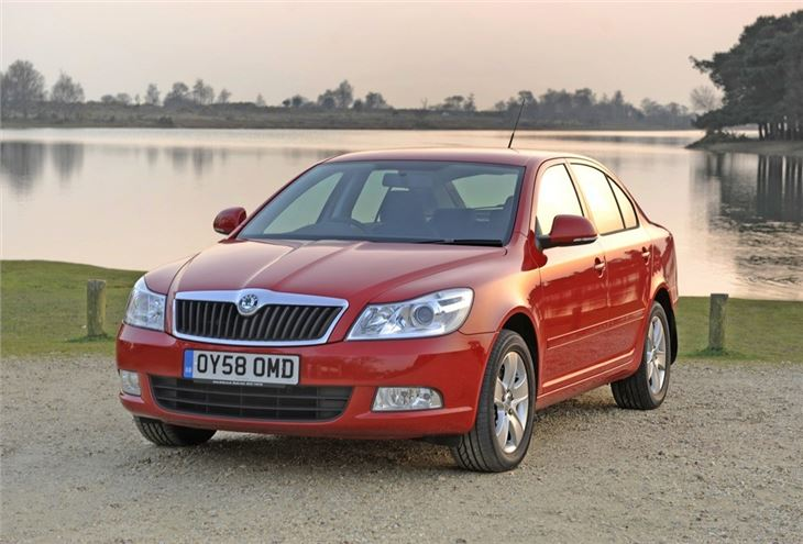 Skoda Octavia 2004 Car Review Honest John