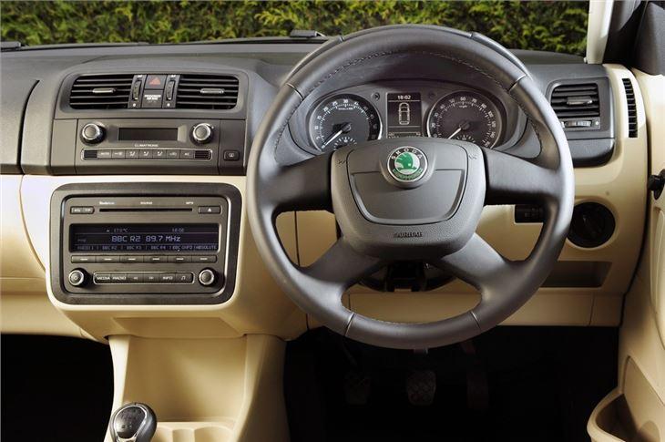 Car Dealer Reviews >> Skoda Fabia 2007 - Car Review | Honest John