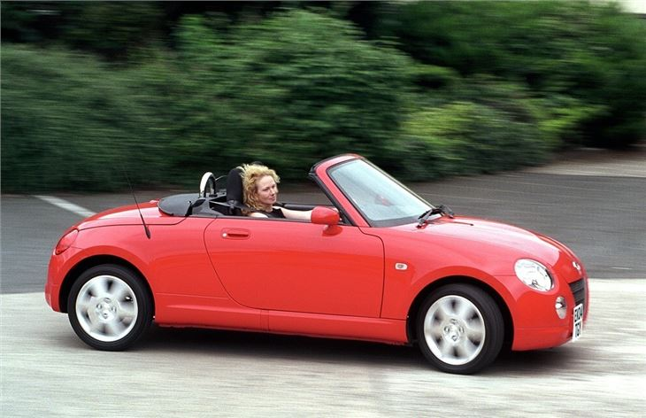 Daihatsu Copen 2003 Car Review Honest John