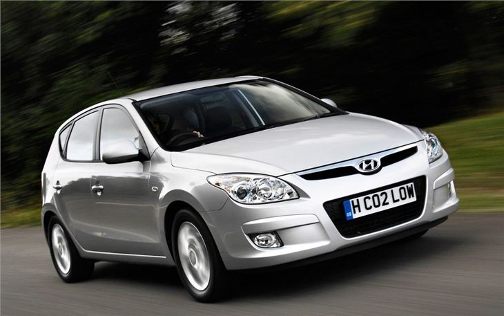 Hyundai I30 2007 Car Review Honest John
