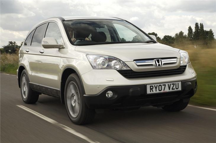 Honda Cr V 2007 Car Review Honest John