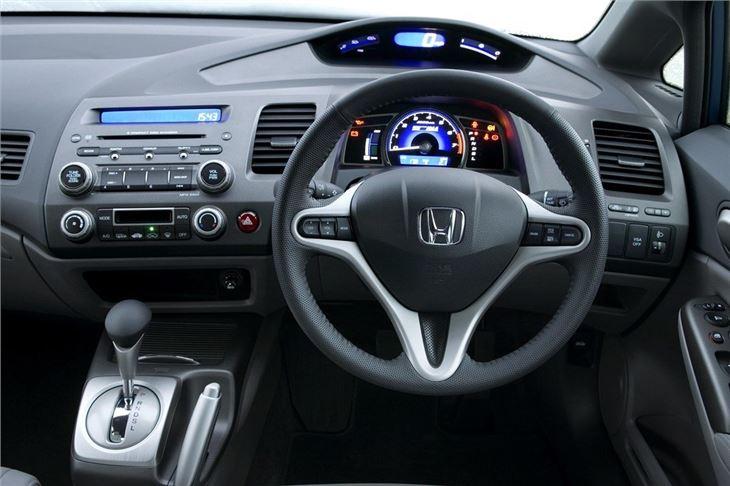 Honda Civic Hybrid 2006 Car Review Honest John