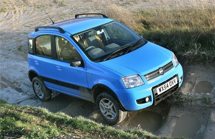 FIAT Panda 4x4 2005 - Car Review | Honest John
